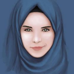 Emma binti Watson by EncikWolfe