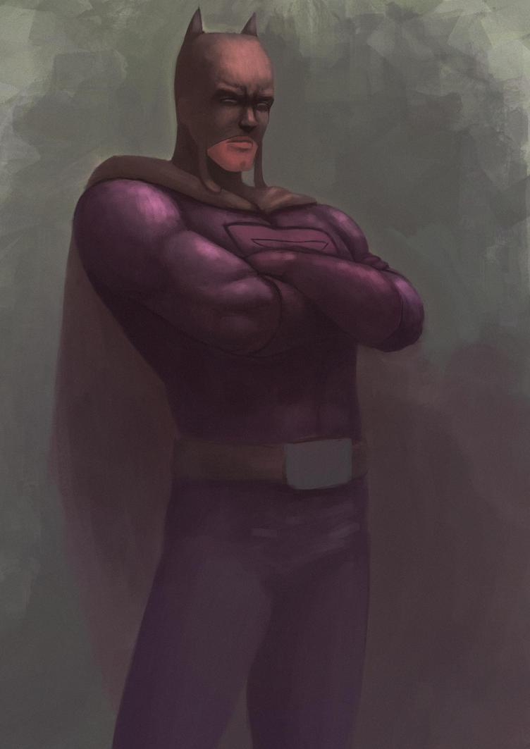 Keluang Man by EncikWolfe