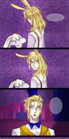 .: Lost [FNaF AU Comic] Page 19 :.
