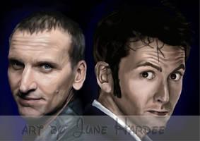 Doctors by JunebugHardee
