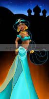 Jasmine by JunebugHardee