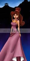 Megara by JunebugHardee