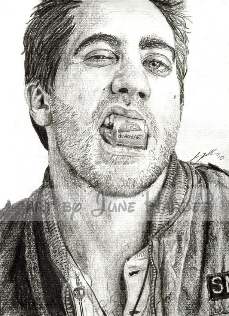 Jake Gyllenhaal by JunebugHardee