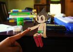 Astro Paper Child