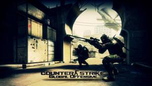 Counter Strike: GO by stiannius