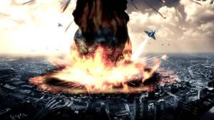 Meteor Hit Earth