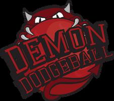 Logo: Demon Dodgeball