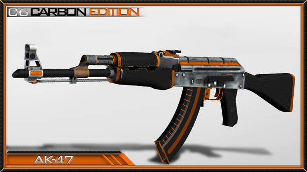 Counter Strike Global Offensive: AK-47 Paint Job