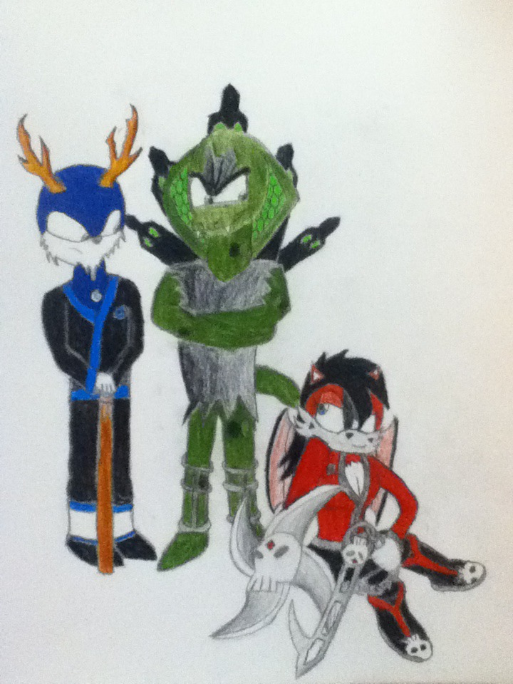 Contest Example: Xerneas, Yveltal, and Zygarde by ...