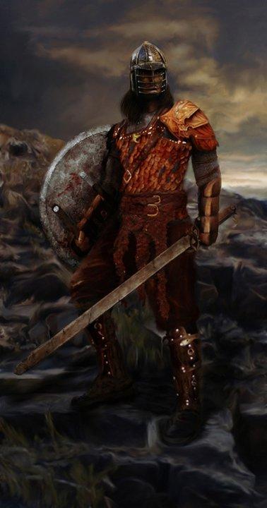 Haradrim warrior by Vaye-Art on DeviantArt