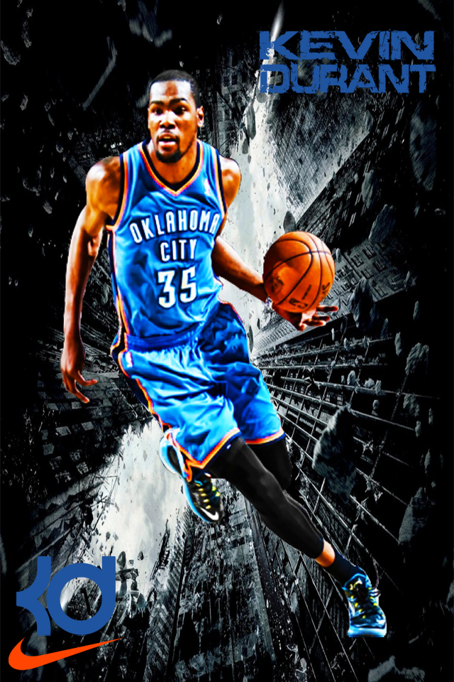 Kevin Durant Iphone Background