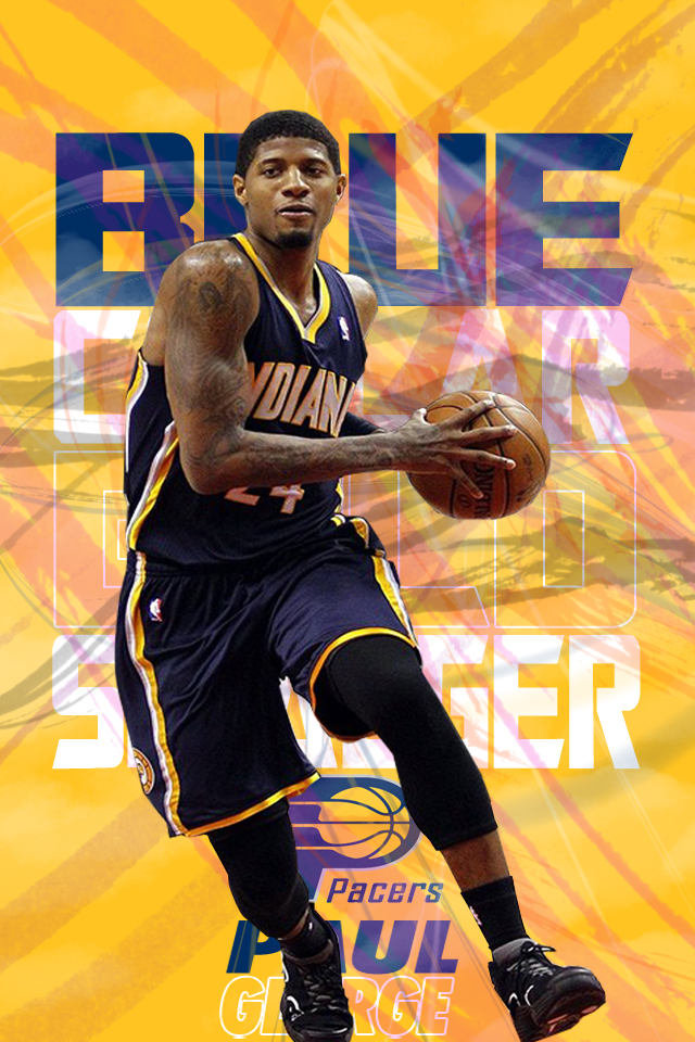 Paul George Wallpaper by Cedierich ...