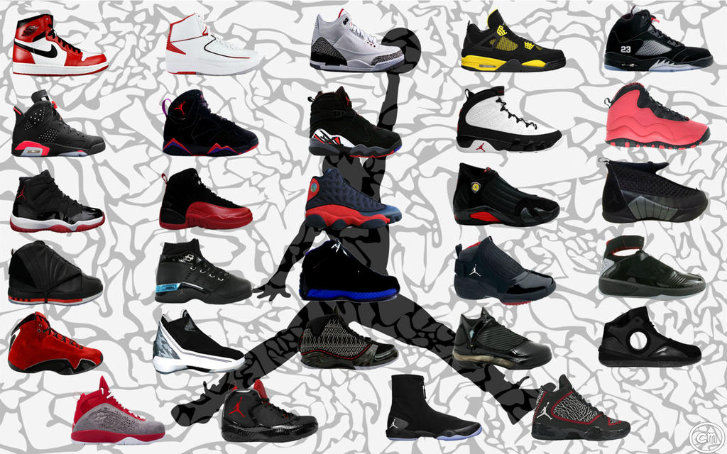 Nike Jordan Child Shoes 1 Thru 23