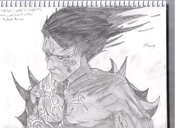 The Dark Prince by Pythagasaurus
