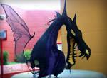 half a dragon