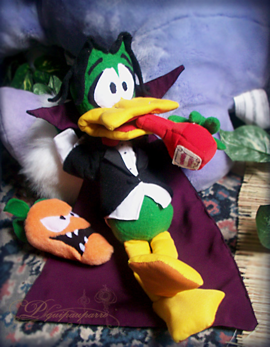 Count Duckula by Piquipauparro