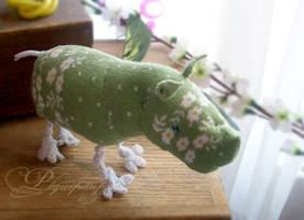 Eduard the rhino