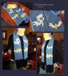 Wonderbolts scarf views - Soarin