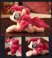 Pinkie Pie - Handmade by Piquipauparro