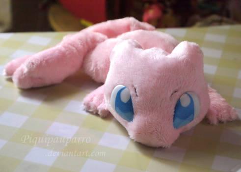 Mew - Handmade plush