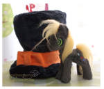 4inch OC Pony - Handmade plush
