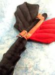 WIP - Toothless handmade plush