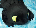 Toothless  - OOAK Hand Made