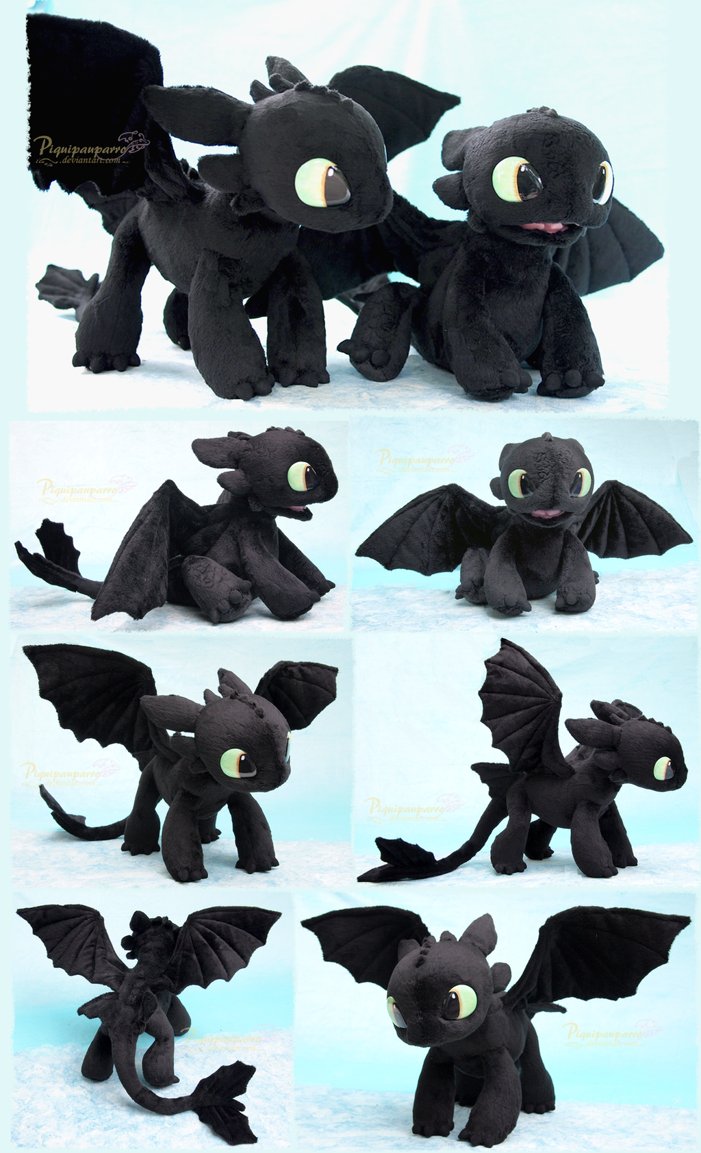 how to train your dragon toothless plush