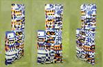 MissingNo - handmade plushie by Piquipauparro