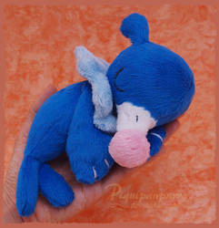 Popplio - handmade Plushie - Pattern for sale
