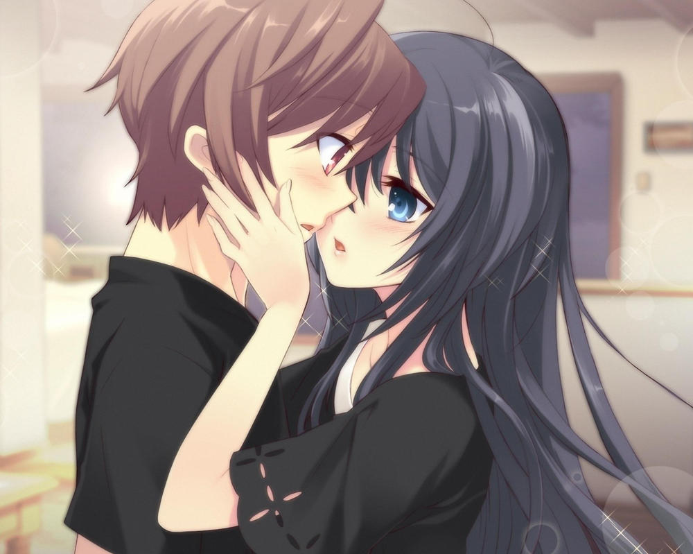 Cute Anime Couples Wallpaper