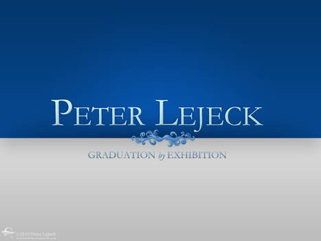 Graduation by Exhibition Title