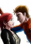 Peter e MJ