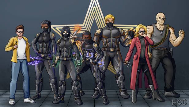 Project S.T.A.R. Team