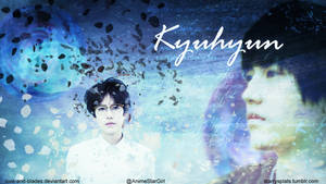 Kyuhyun cold wallpaper [sizes available!] by Love-and-Blades