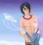 Ace and Shiori