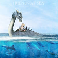 Friends at Sea by Love-and-Blades
