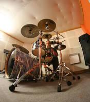 My new Drum-kit by pol-b