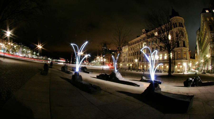 Night in Stockholm I by pol-b
