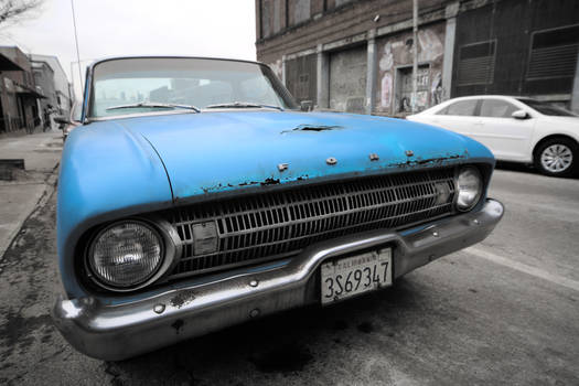 Ford in Brooklyn