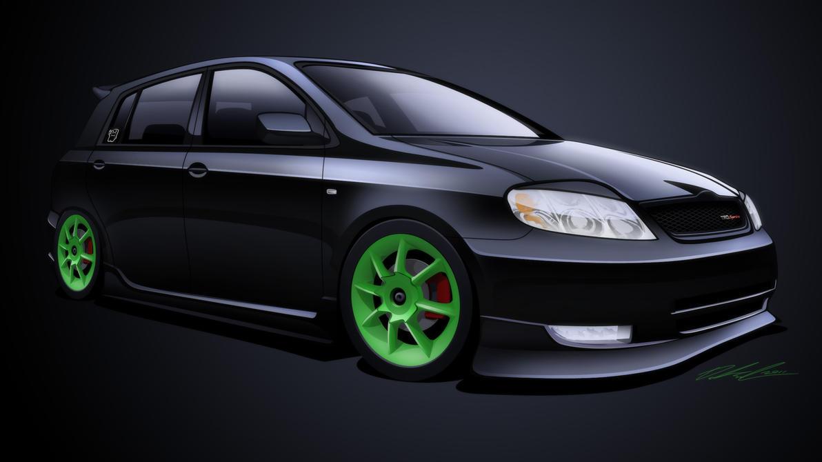 2003 Corolla Sportivo by