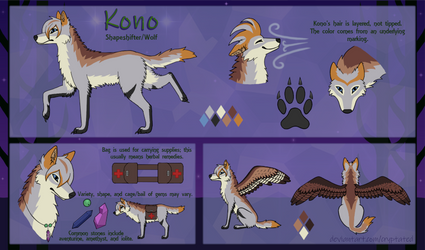 Kono Reference (2019) by cryptated
