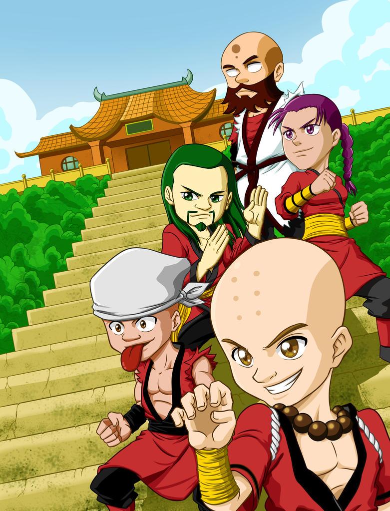 Monks Reunion by JPCosta30