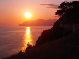 Italian Sunset by emshore