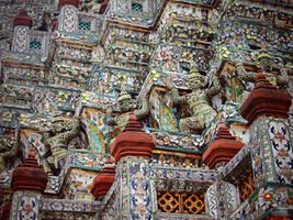 Wat Arun Ratchawararam Ratchawaramahawihan by emshore