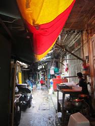 Bangkok Alleyway