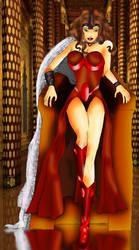 Queen Sarah by Vengerin