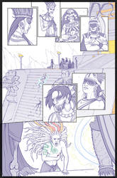 Godlings: Serpentine, Page 14