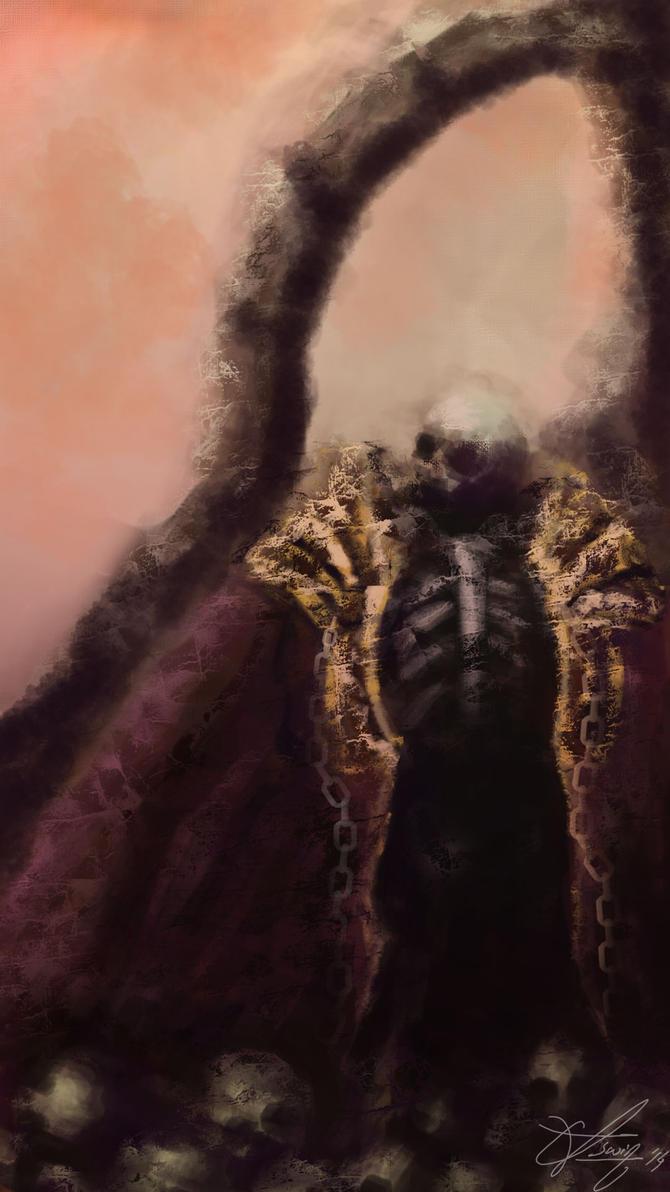 Dead King by AswinSureshNair