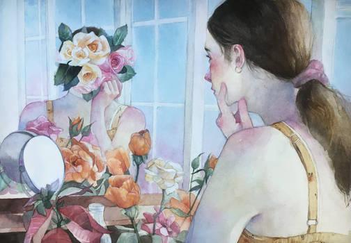 'Someone Else' - Art Assessment